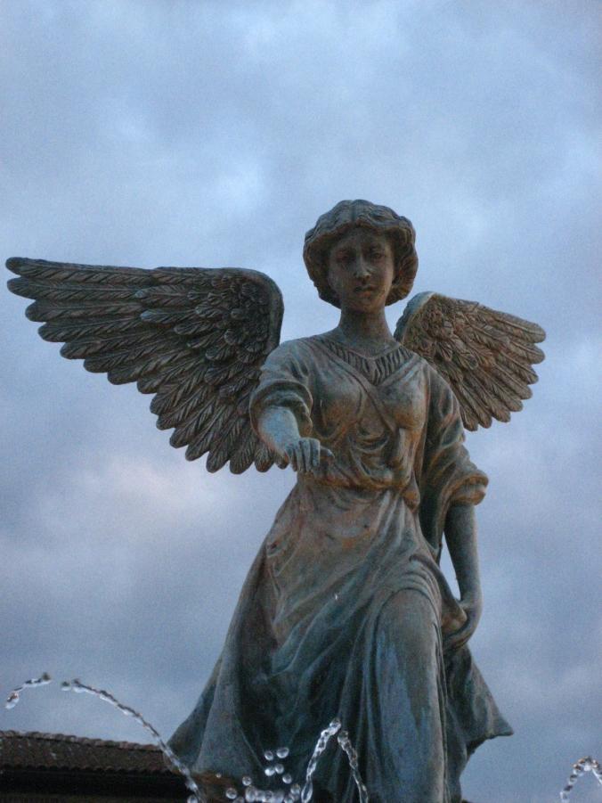 Angel's Genuine Worry